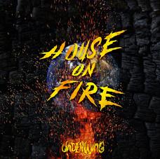 "Hard Rockers Underwing Release New Single ""House on Fire"""