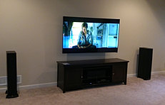 70 inch TV on articulating mount.jpg