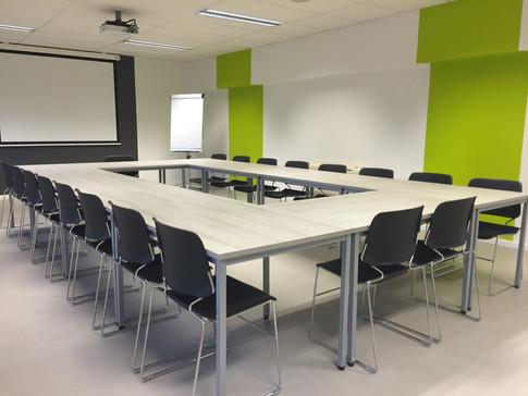 Sala de Formación para empresa de RRHH (Barcelona)