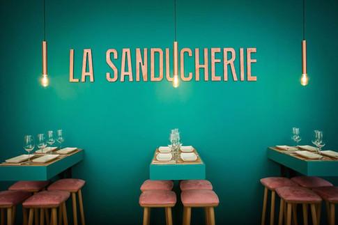 Restaurante La Sanducherie (Madrid)