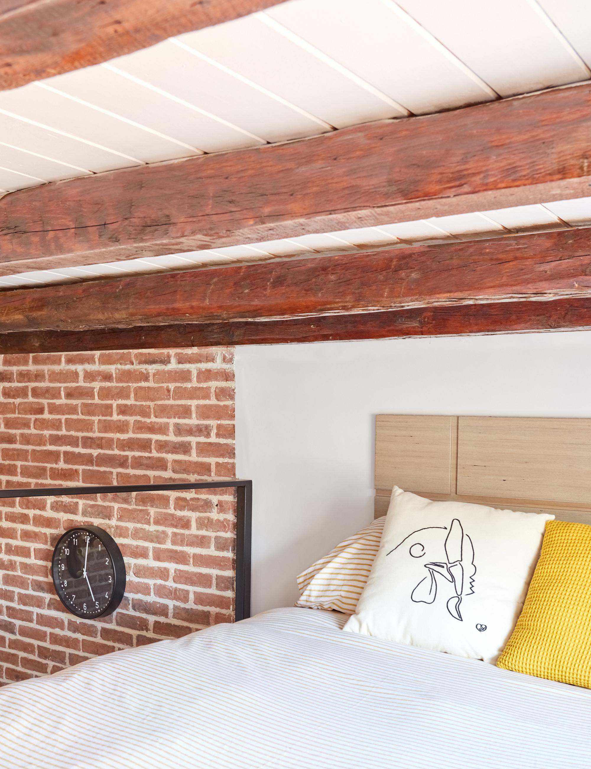 Detalle Dormitorio - Cama
