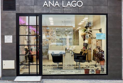 Peluquería ANA LAGO Cuarta Generación (Madrid)