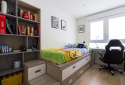 Dormitorio Juvenil Nórdico