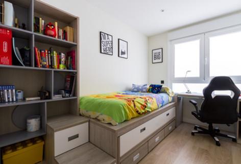 Proyecto Decoración Vivienda Nórdica Minimalista  (Alcobendas, Madrid)