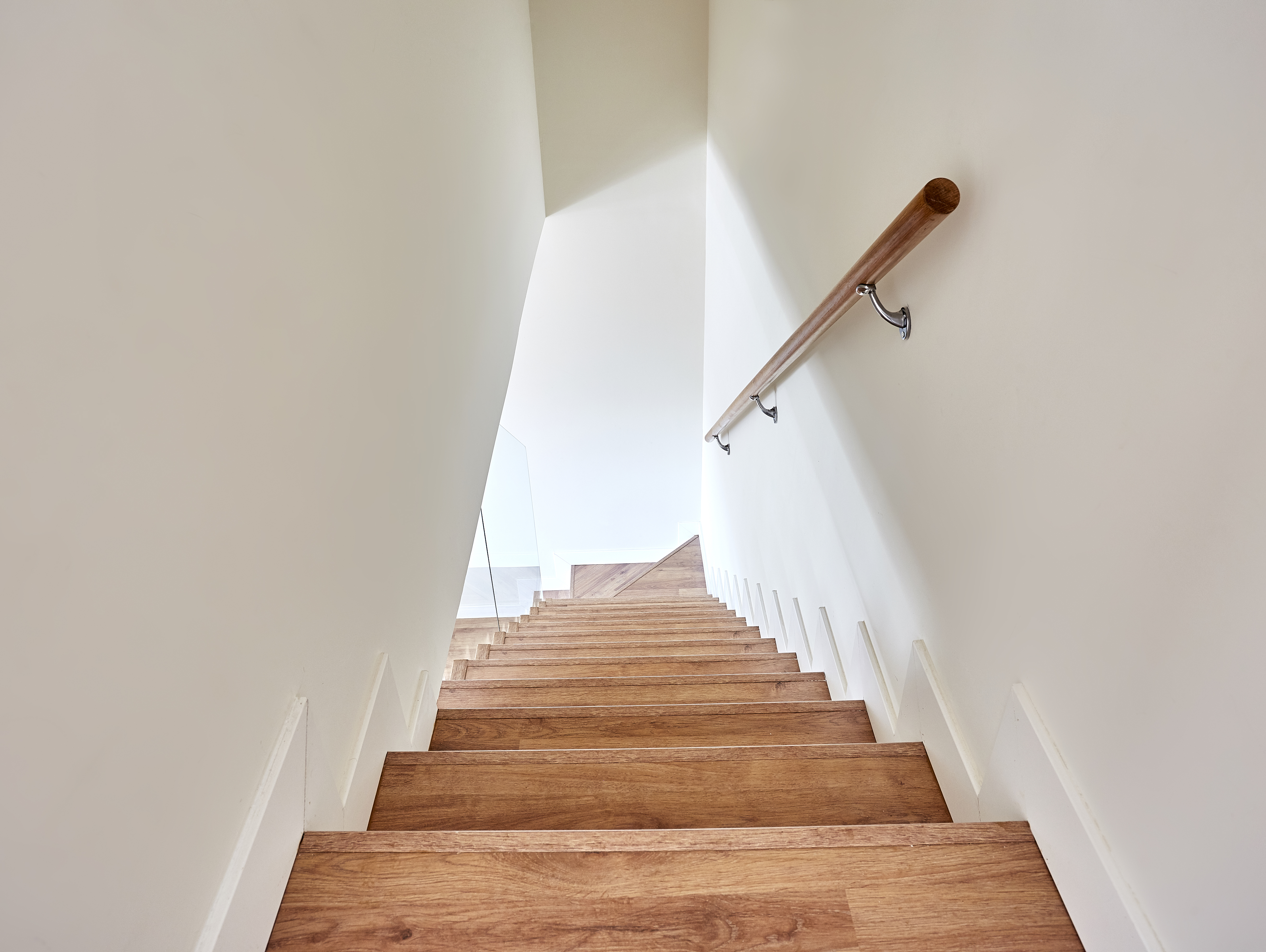 Vista Segundo Tramo Bajada Escalera