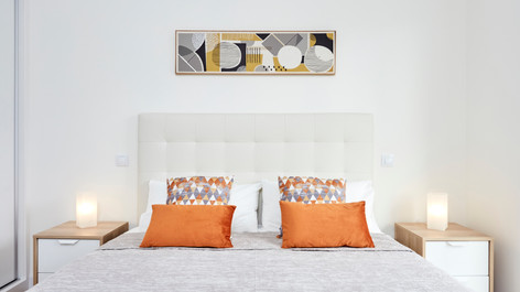 Home Staging: Amplitud y Luminosidad en un Piso de 60 m2  (Madrid)