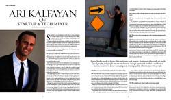 Ari Kalfayan Interview