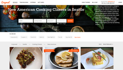 New American Cooking Classes