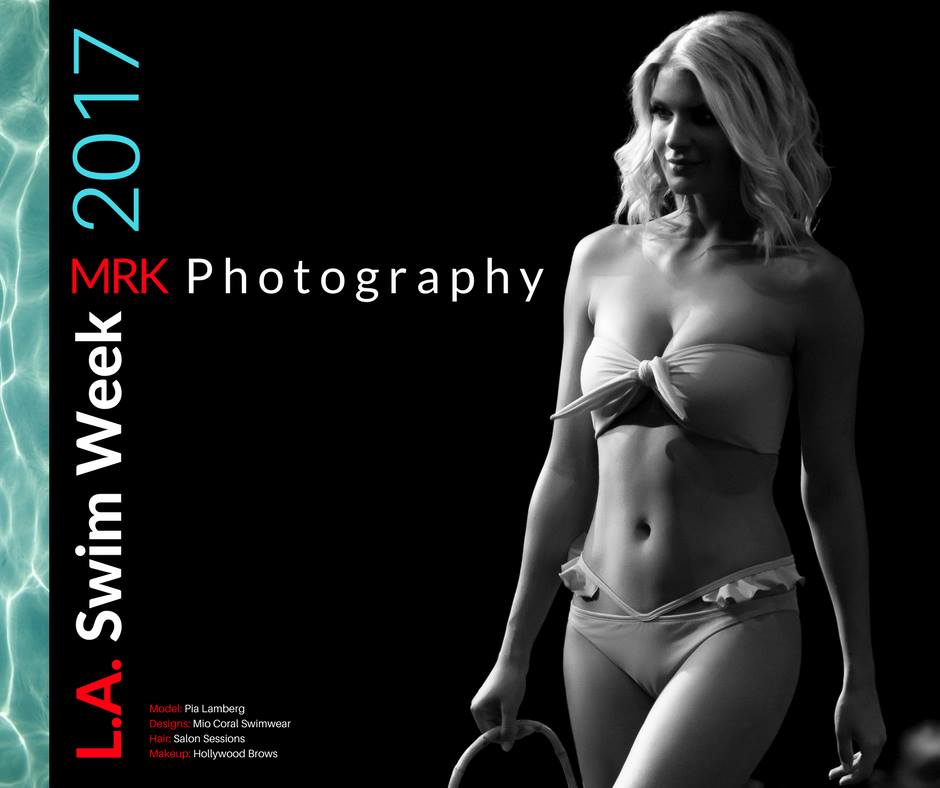 Promotional Graphic for LA Swim Week