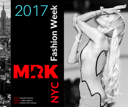 Promotional graphic for NYCFW