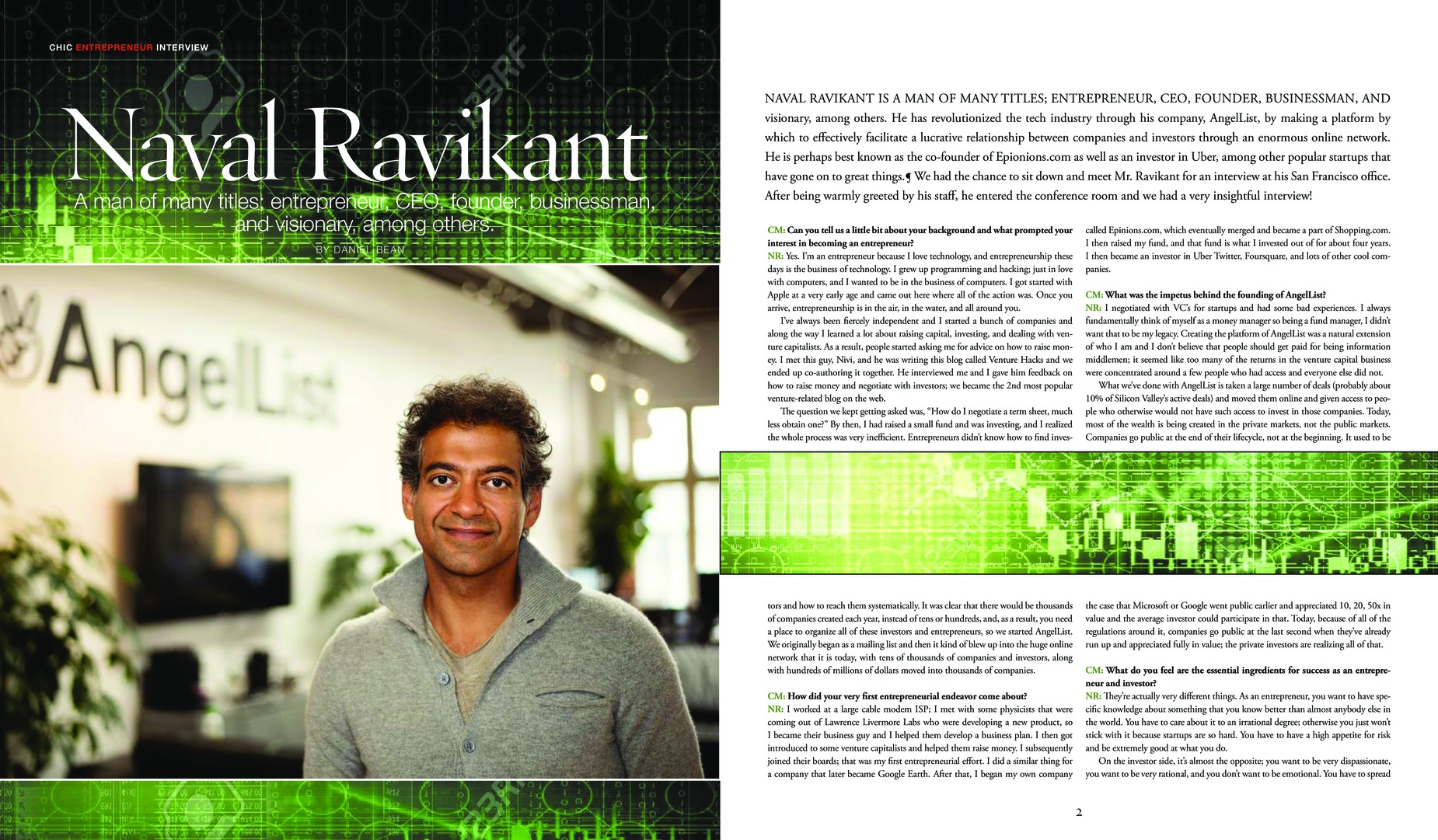 Naval Ravikant Interview
