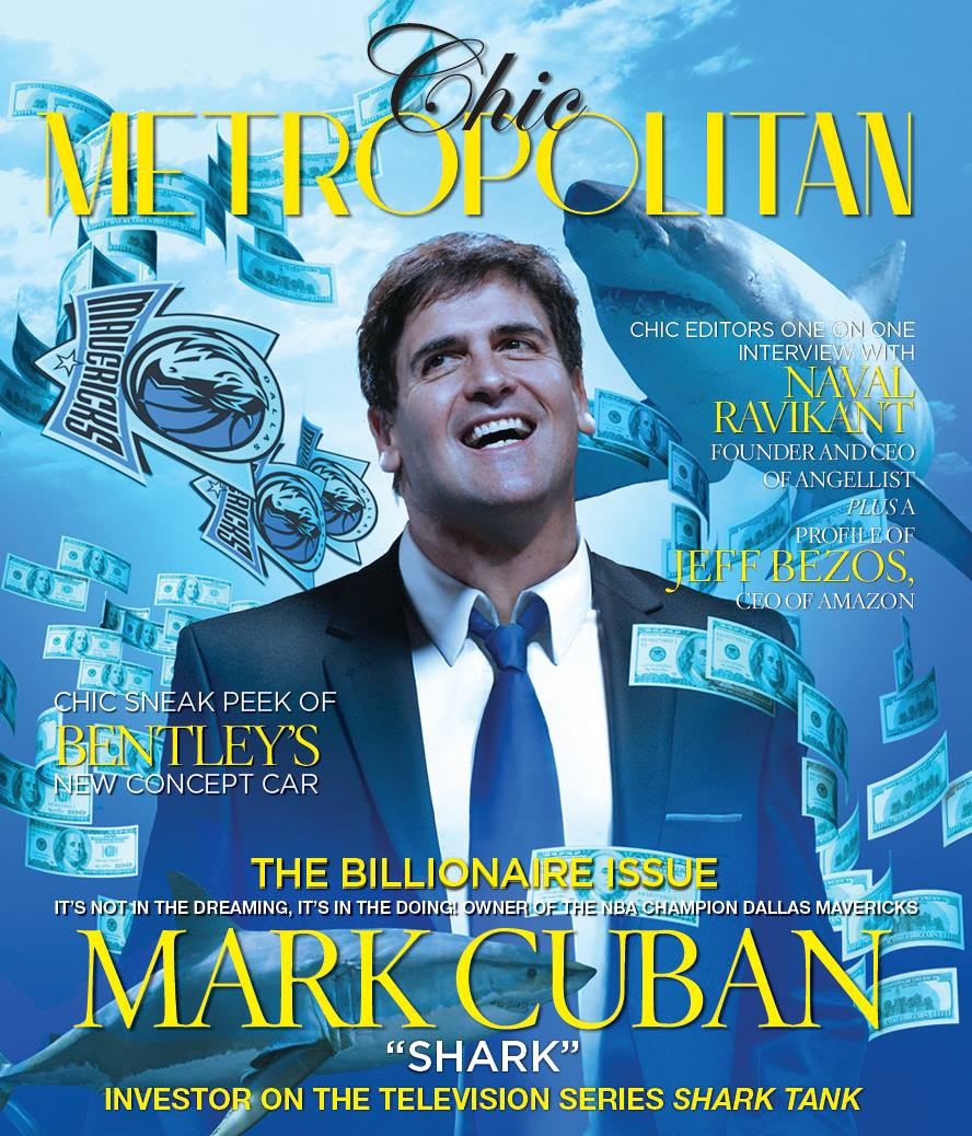 Press Release 'Billionaire' Cover