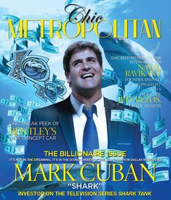 Press Release 'Billionaire' Cover
