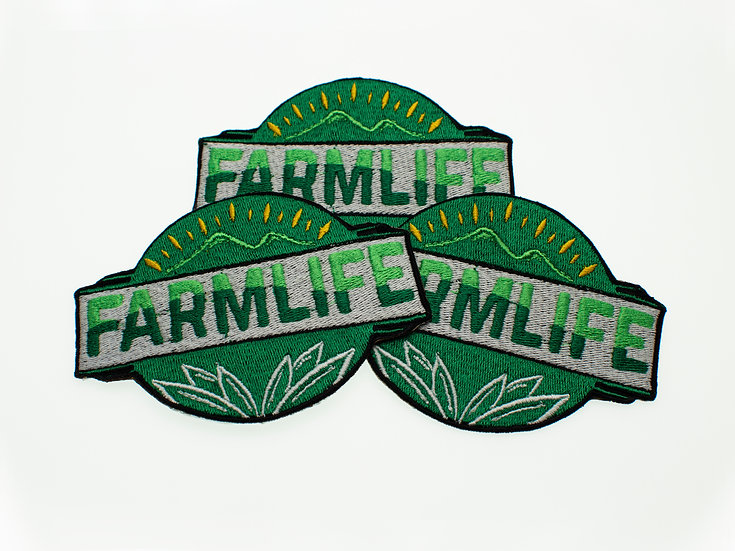 Farmlife Patches