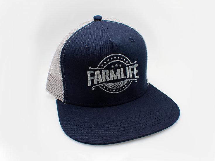 Snapback Flatbill Hat