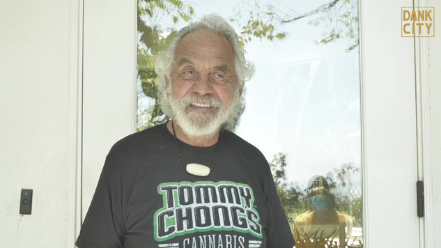 Hey Tommy Chong!