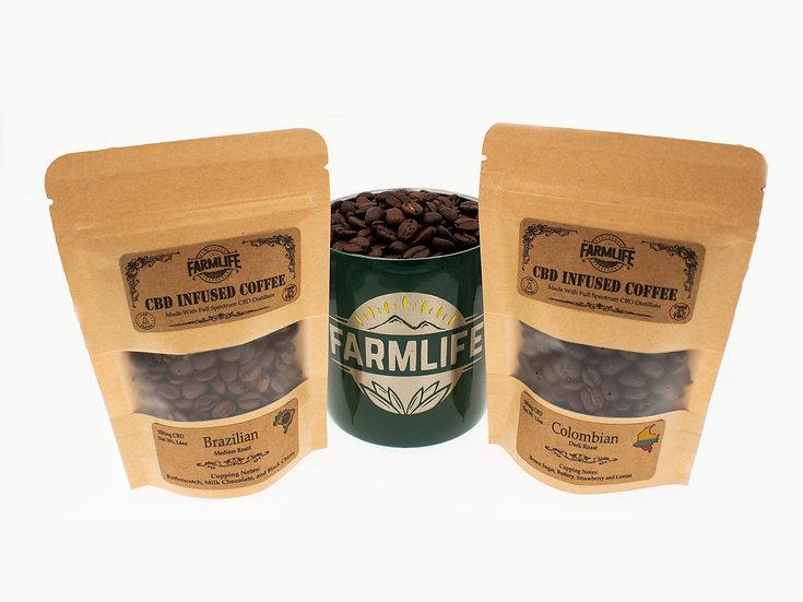 CBD Infused Coffee 100mg
