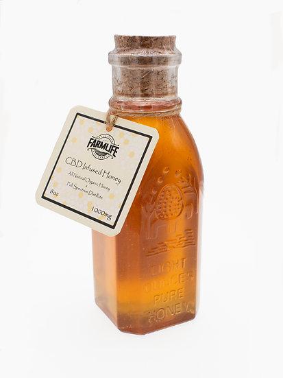 CBD Infused Honey 1000mg