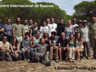 II Incontro Internazionale di Impronte e Segni - P.N. di Doñana (Spagna)