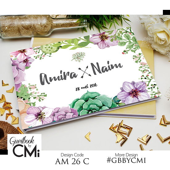 Guestbook AM 26-C
