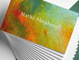 Mathe Shepheard Branding