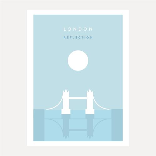 London - Reflection