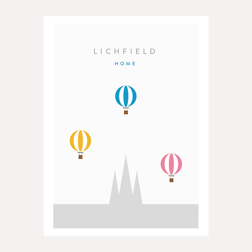 Lichfield - Home