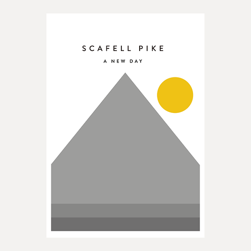 Scafell Pike - A New Day