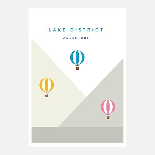 Lake District - Adventure
