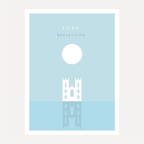 York - Reflection