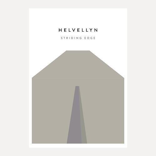 Helvellyn - Striding Edge