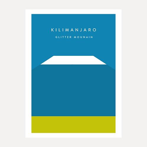 Kilimanjaro - Glitter Mountain