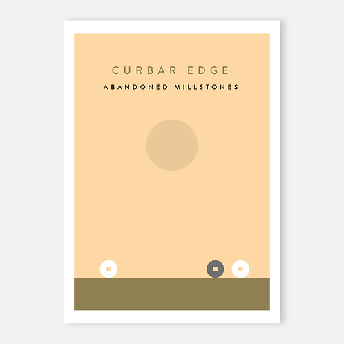 Curbar Edge - Millstones