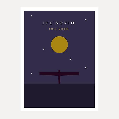 The North - Full Moon