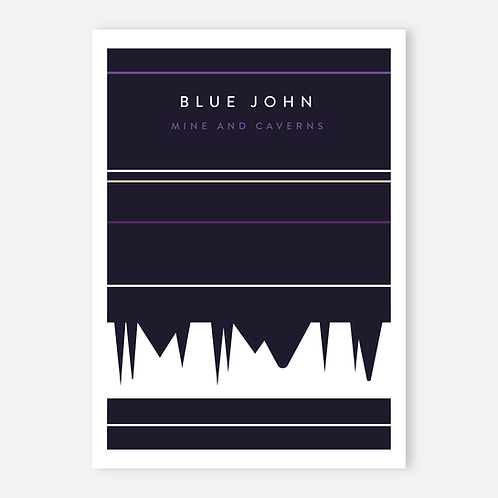 Blue John - Mine and Caverns
