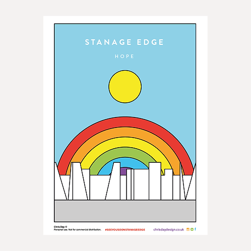 Stanage Edge | Hope