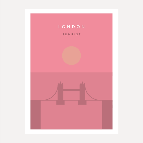 London - Sunrise