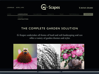 G-Scapes Website