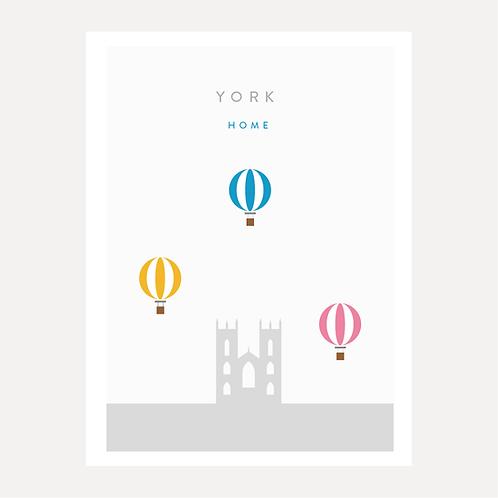 York - Home