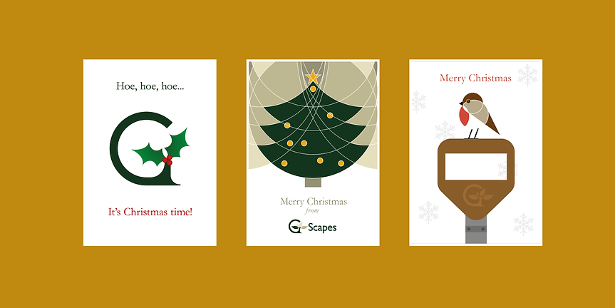 G-Scapes Christmas Cards