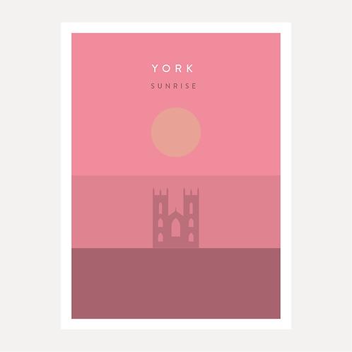 York - Sunrise