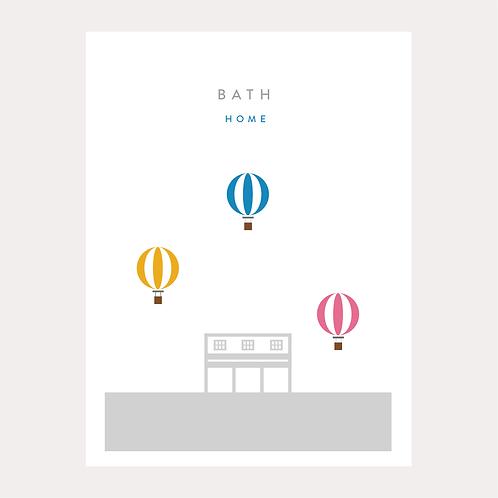 Bath - Home