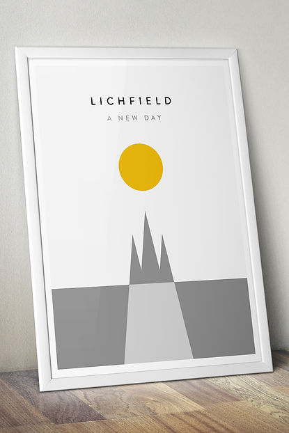 Lichfield Cathedral A New Day