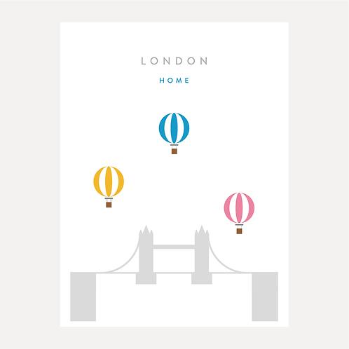 London - Home