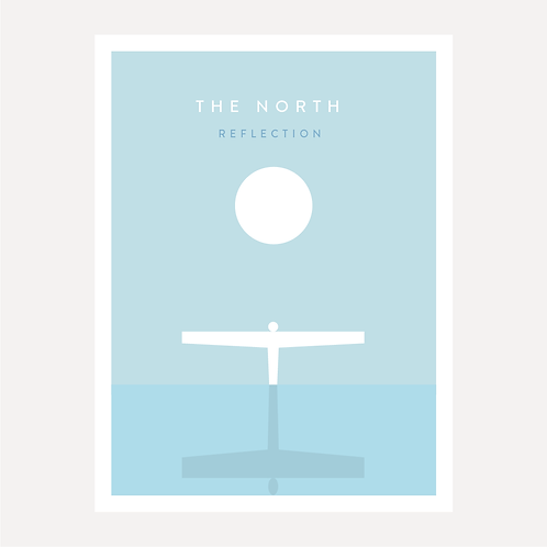 The North - Reflection