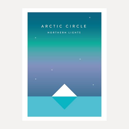 Arctic Circle - Northern Lights