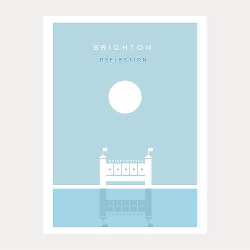 Brighton - Reflection
