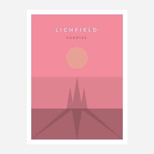 Lichfield - Sunrise