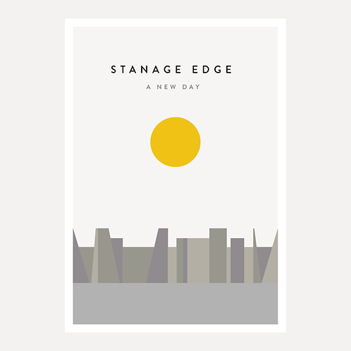 Stanage Edge - A New Day