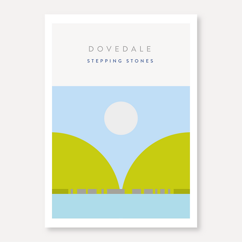 Dovedale - Stepping Stones